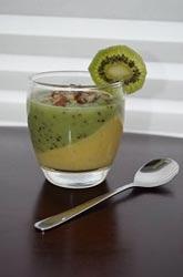 apfel-kiwi-dessert