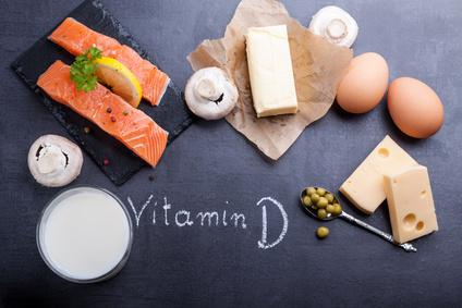 Vitamin D über die Nahrung aufnehmen