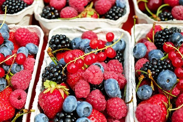 Beeren aus Deutschland Superfood