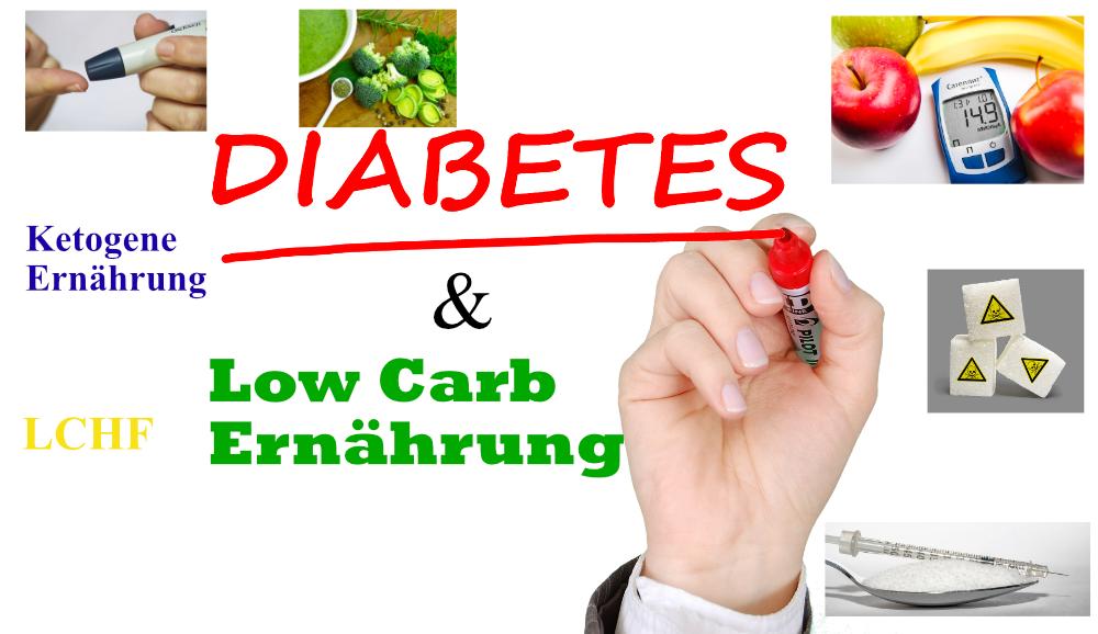 Diabetes und die Low Carb High Fat Ernährung