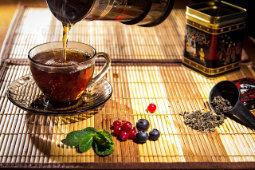 Grüner Tee unterstützt beim Entgiften