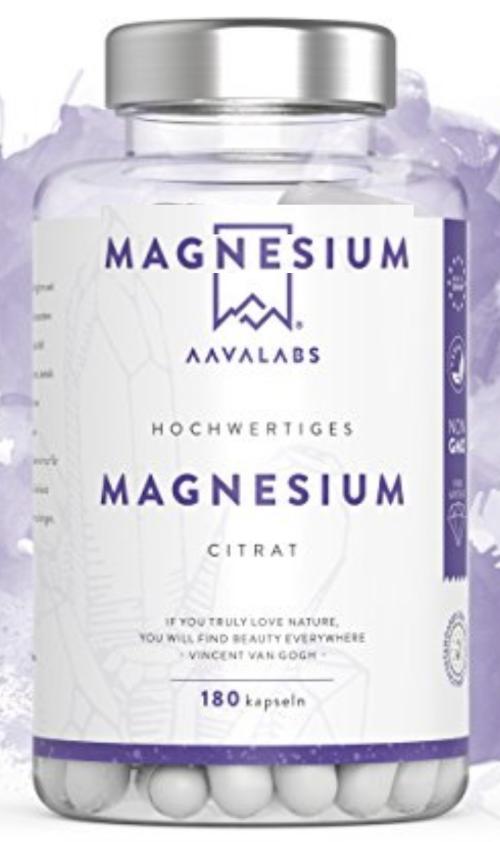 Magnesium zur Diät