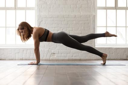 Pilates zum Muskelaufbau und Konditionstärkung
