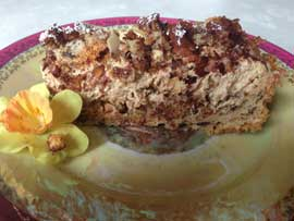Low Carb Torte - Diplomatentorte