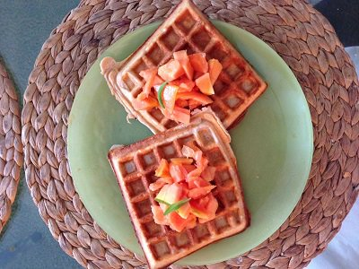 suesse-low-carb-waffeln-variation